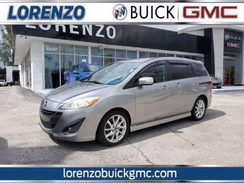 2014 Mazda MAZDA5 for sale at Lorenzo Buick GMC in Miami FL