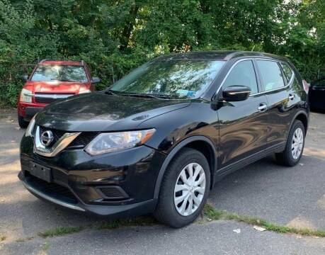 2014 Nissan Rogue for sale at AH Ride & Pride Auto Group in Akron OH