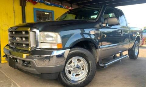 2004 Ford F-250 Super Duty for sale at Friendly Auto Sales in Pasadena TX