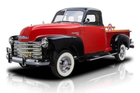 1949 Chevrolet 3100 for sale at Classic Car Deals in Cadillac MI
