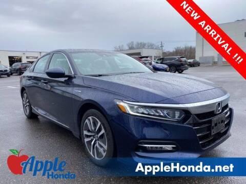 2018 Honda Accord Hybrid for sale at APPLE HONDA in Riverhead NY
