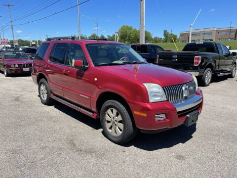 2008 Mercury Mountaineer for sale at AutoLink LLC in Dayton OH