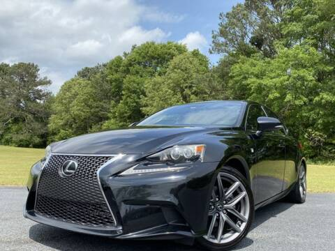 2014 Lexus IS 250 for sale at Global Pre-Owned in Fayetteville GA