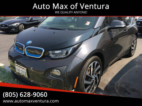 2014 BMW i3 for sale at Auto Max of Ventura in Ventura CA