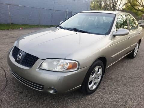 2004 Nissan Sentra for sale at Car Kings in Cincinnati OH