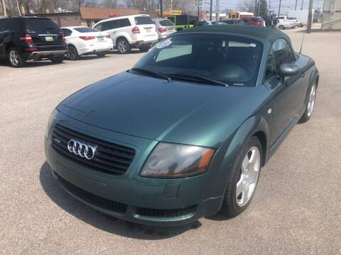 2001 Audi TT for sale at MR Auto Sales Inc. in Eastlake OH