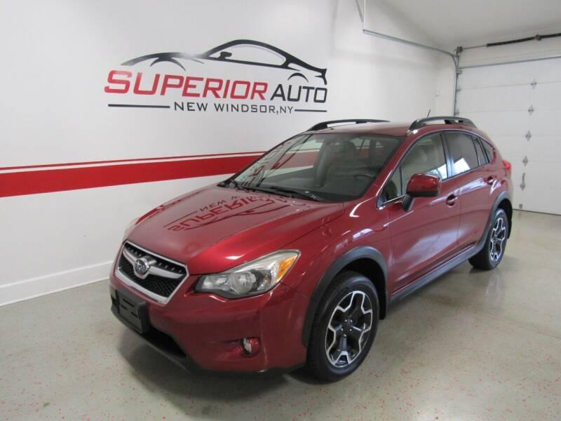 2014 Subaru XV Crosstrek for sale at Superior Auto Sales in New Windsor NY