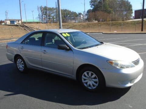 2006 Toyota Camry for sale at Atlanta Auto Max in Norcross GA
