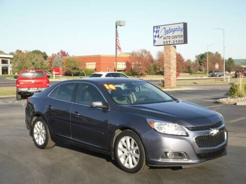 2014 Chevrolet Malibu for sale at Integrity Auto Center in Paola KS