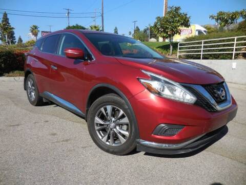 2015 Nissan Murano for sale at ARAX AUTO SALES in Tujunga CA