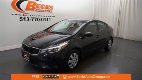 2017 Kia Forte for sale at Becks Auto Group in Mason OH
