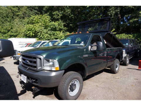 2003 Ford F-250 Super Duty for sale at Scheuer Motor Sales INC in Elmwood Park NJ