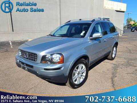 2011 Volvo XC90 for sale at Reliable Auto Sales in Las Vegas NV
