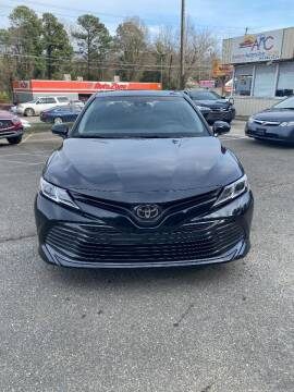 2018 Toyota Camry for sale at Assistive Automotive Center in Durham NC