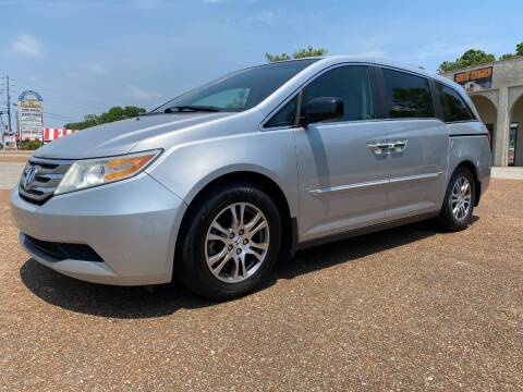 2012 Honda Odyssey for sale at DABBS MIDSOUTH INTERNET in Clarksville TN