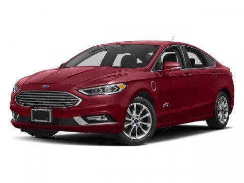 2017 Ford Fusion Energi for sale in West Branch, IA