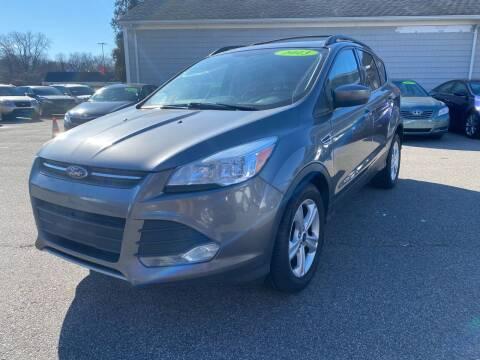 2013 Ford Escape for sale at Capital Auto Sales in Providence RI