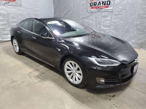 2017 Tesla Model S for sale at GRAND AUTO SALES in Grand Island NE