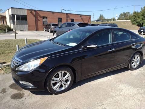 2011 Hyundai Sonata for sale at VEST AUTO SALES in Kansas City MO