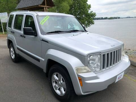2011 Jeep Liberty for sale at Affordable Autos at the Lake in Denver NC