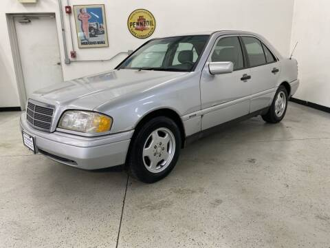1997 Mercedes-Benz C-Class for sale at Star European Imports in Yorkville IL