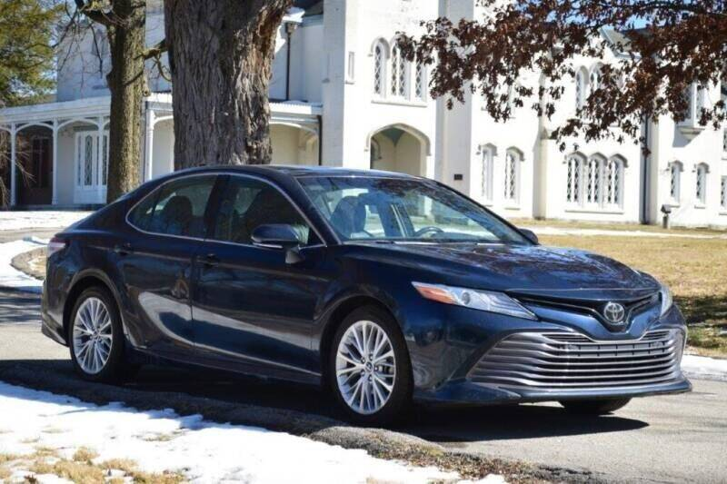 2018 Toyota Camry for sale at Digital Auto in Lexington KY