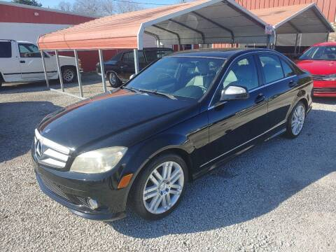 2008 Mercedes-Benz C-Class for sale at VAUGHN'S USED CARS in Guin AL