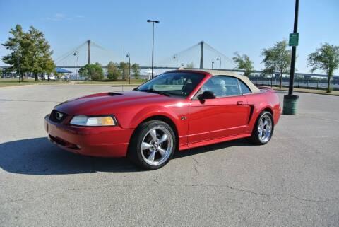 2000 Ford Mustang for sale at BRADNICK PAST & PRESENT AUTO in Alton IL