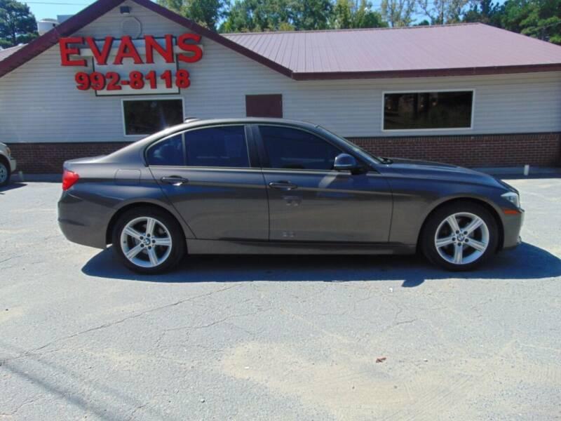 2014 BMW 3 Series for sale at Evans Motors Inc in Little Rock AR