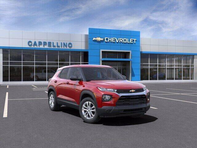 2021 Chevrolet TrailBlazer for sale in Boston, NY