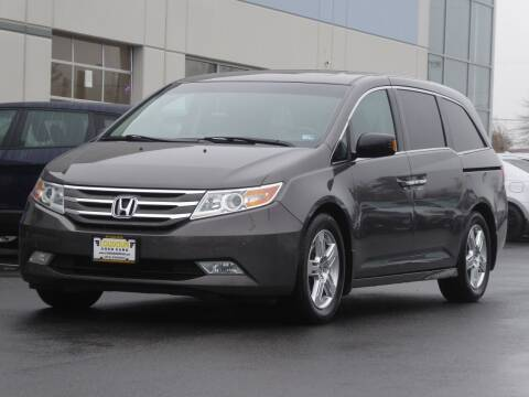 2012 Honda Odyssey for sale at Loudoun Used Cars - LOUDOUN MOTOR CARS in Chantilly VA