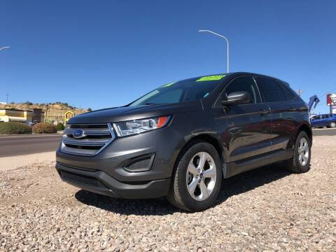 2017 Ford Edge for sale at 1st Quality Motors LLC in Gallup NM