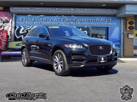 2020 Jaguar F-PACE for sale at Distinctive Car Toyz in Pleasantville NJ