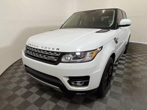 2014 Land Rover Range Rover Sport for sale at BMW of Schererville in Schererville IN