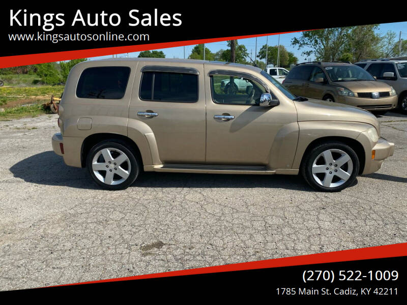 2006 Chevrolet HHR for sale at Kings Auto Sales in Cadiz KY