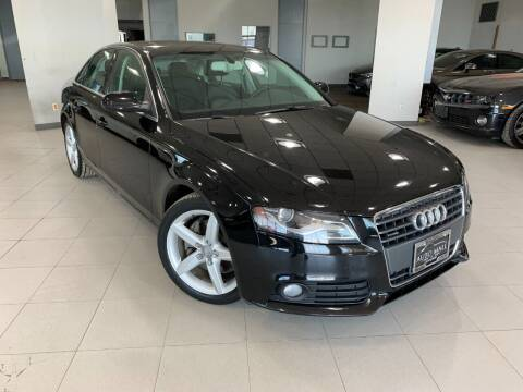 2011 Audi A4 for sale at Auto Mall of Springfield in Springfield IL