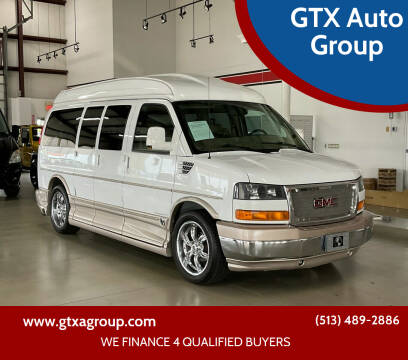 2008 GMC Savana Cargo for sale at GTX Auto Group in West Chester OH