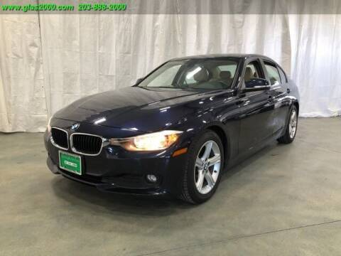 2014 BMW 3 Series for sale at Green Light Auto Sales LLC in Bethany CT