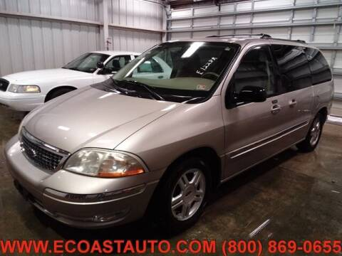 2003 Ford Windstar for sale at East Coast Auto Source Inc. in Bedford VA