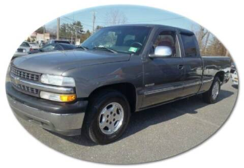 2002 Chevrolet Silverado 1500 for sale at Black Tie Classics in Stratford NJ