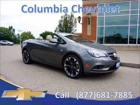 2017 Buick Cascada for sale at COLUMBIA CHEVROLET in Cincinnati OH