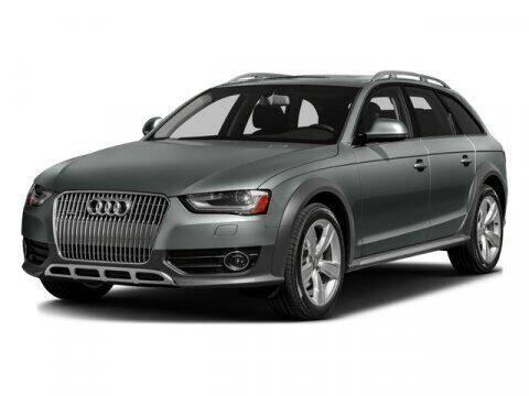 2016 Audi Allroad for sale at RDM CAR BUYING EXPERIENCE in Gurnee IL