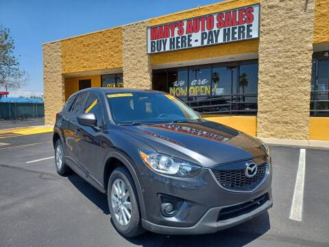 2014 Mazda CX-5 for sale at Marys Auto Sales in Phoenix AZ