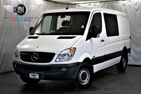 2011 Mercedes-Benz Sprinter Crew for sale at ZONE MOTORS in Addison IL