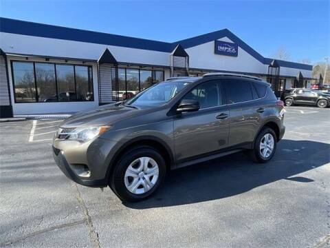 2015 Toyota RAV4 for sale at Impex Auto Sales in Greensboro NC