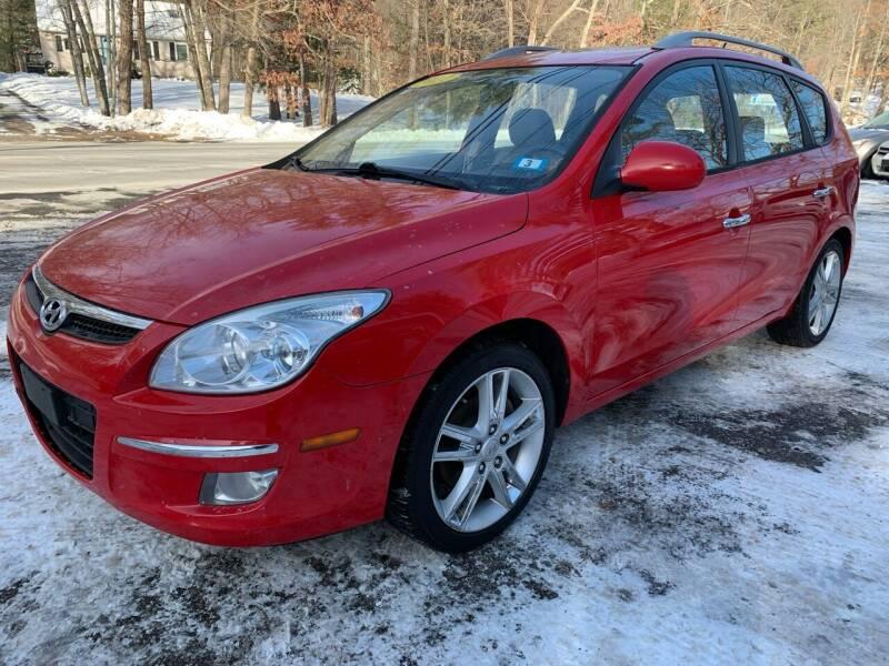 2011 Hyundai Elantra Touring for sale at Old Rock Motors in Pelham NH