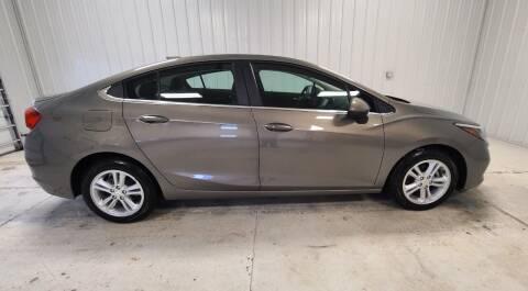 2017 Chevrolet Cruze for sale at Ubetcha Auto in St. Paul NE