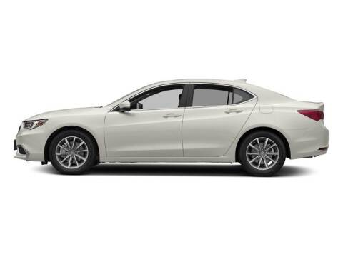 2018 Acura TLX for sale at FAFAMA AUTO SALES Inc in Milford MA