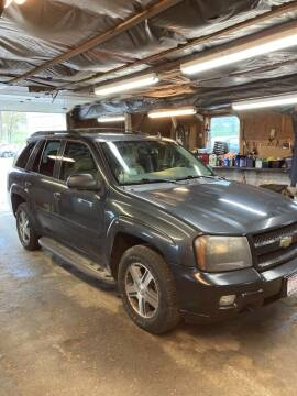 2007 Chevrolet TrailBlazer for sale at Lavictoire Auto Sales in West Rutland VT