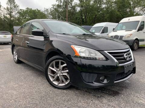 2013 Nissan Sentra for sale at 303 Cars in Newfield NJ